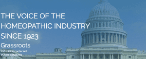 AAHP: Voice of the Homeopathic Industry