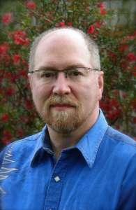 Semi Bald Man